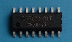 Integrated Circuit for Remote Control