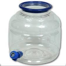 Plastic Water Dispenser with Tap