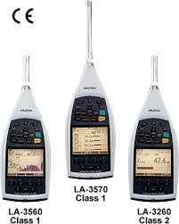Noise Level Meters