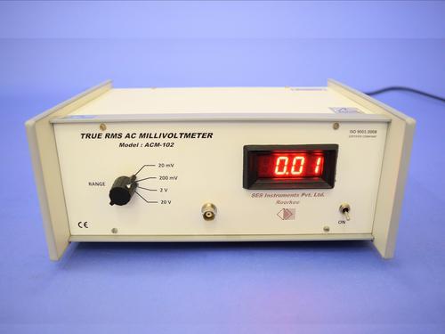 AC Millivoltmeter Model ACM-102