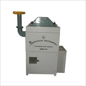 Air Pollution Monitoring Respirable Dust Sampler