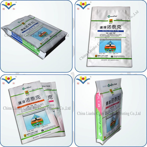 Aluminum Foil Pet Food Packaging Bags