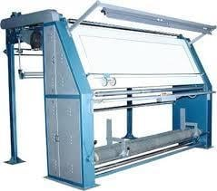 Fabric Cloth Inspection Rolling Machine
