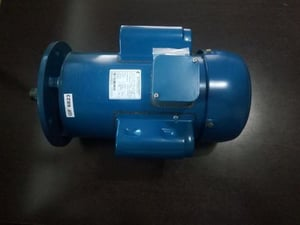 Flanged Mounted Electric Motor