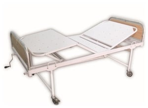 Fowler Bed Deluxe (S.S.Bows)