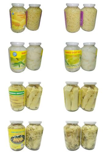 Bamboo Shoot Tip/Sour/Slice/Bai Ya Nang (DEVPRO)