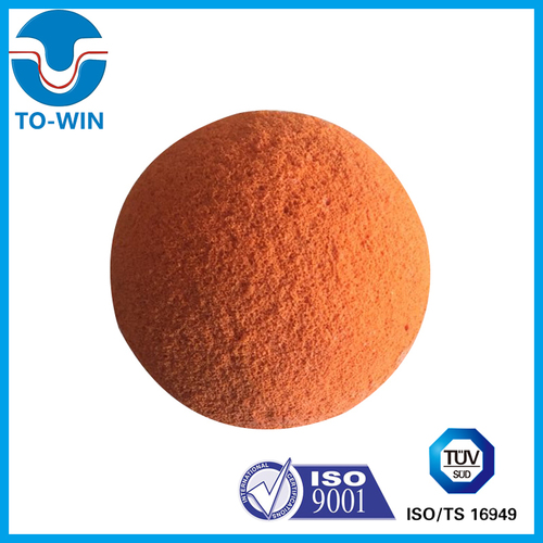 Concrete Pump Cleaner Sponge Ball with TS16949 ISO9001