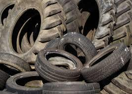 Used Automotive Tyres