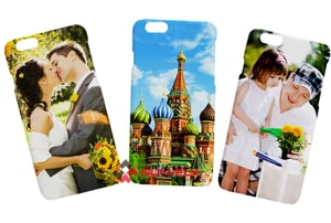 Mobile 3D Sublimation Mobile Cover