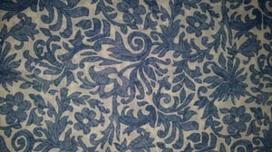 Polyester Georgette Printed Fabrics