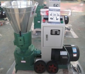 Small Scale Pellet Mill