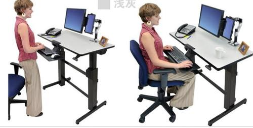 Electric Lift Table Frame Sit Stand Desk In Hangzhou Zhejiang - Office table lift
