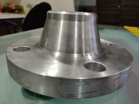 Aluminium Long Weld Neck Flange