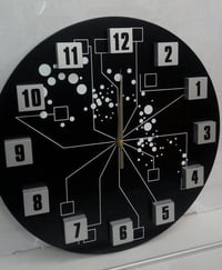Crystal Wall Clocks