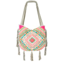 Heavily Embroidered Shoulder Bags