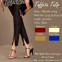 Ladies Tulip Pants