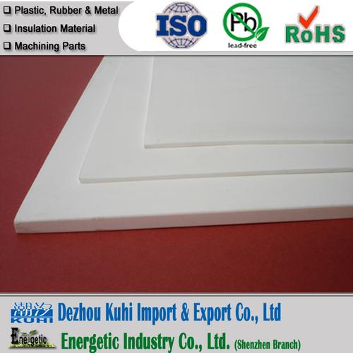 Moulded Plastic PTFE Sheet