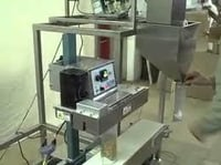 Semi Automatic Weighing And Packing Machine