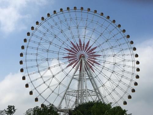128 Meters Ferris Wheel