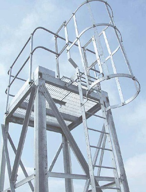 Custome Size Industrial Ladders