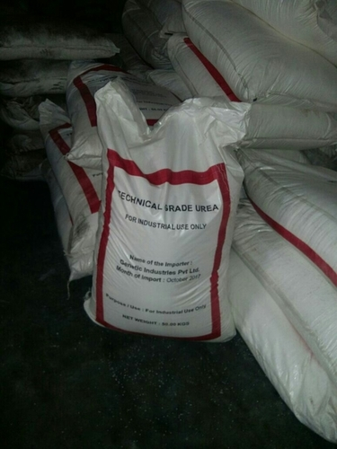 Technical Grade Urea Fertilizer Application: Industrial