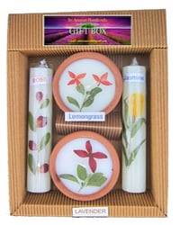 Fancy Candles Gift Box