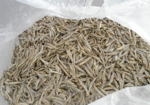 Dried Anchovy Fish in   Binh Thanh District