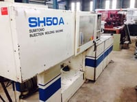 Second Hand Sumitomo Injection Moulding Machines