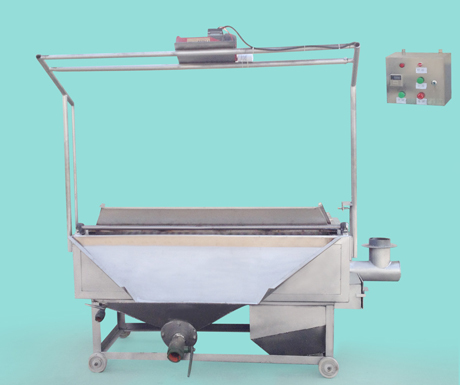 Fully Automatic Lifting Frying Machines