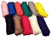Braided Textile Ropes