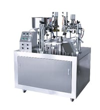 Semi-auto Plastic Tube Filling Sealing Machine