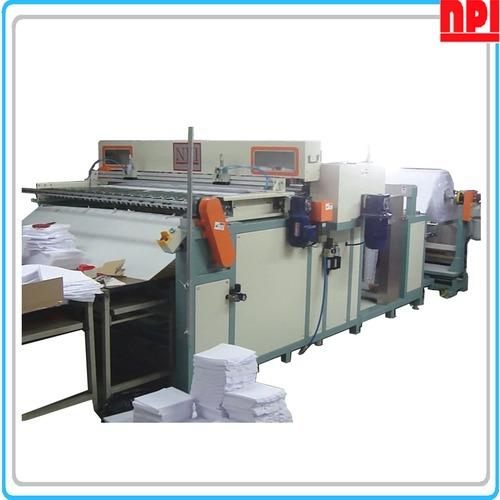 Foam Sheet Slit-Cross Cut Machine