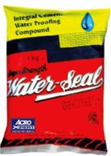 Integral Cement Waterproofing Compound