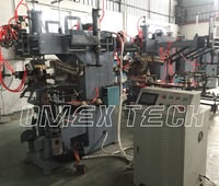 Automatic Single Head Looping And Welding Machine