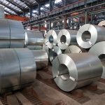 Galvanized Industrial Coils