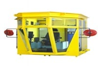 Ergonomic Crane Cabins Air Conditioned