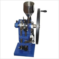 Hand Operated Tablet Making Machines