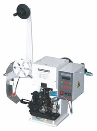 Fully Automatic Electric Cable Wire Cutting And Stripping Machines