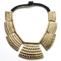 Gold Alloy Necklace