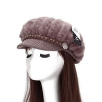 Women Unique Pattern Knitted Hats