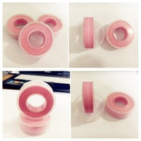 Pink Color Water Pipe Roll