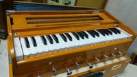 Portable Wooden Musical Harmonium