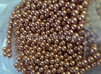 Copper Ball Copper Anode for Gravure Cylinder Copper Plating Tank