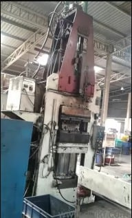 Used Rubber Injection Molding Machine