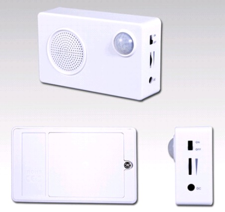 Human Induction Sounding Box