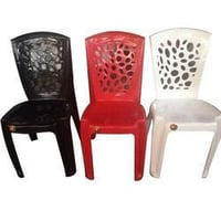 Modern Design Colored Plastic Chair