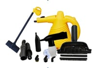Multi-Function Steam Mop And Portable Steam Cleaner