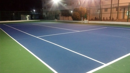 Synthetic Tennis Court Manufacturers Suppliers Dealers