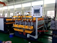 PP Hollow Corrugated Sheet Extrusion Machine