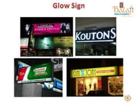Electronic Sign Boards Designing Services